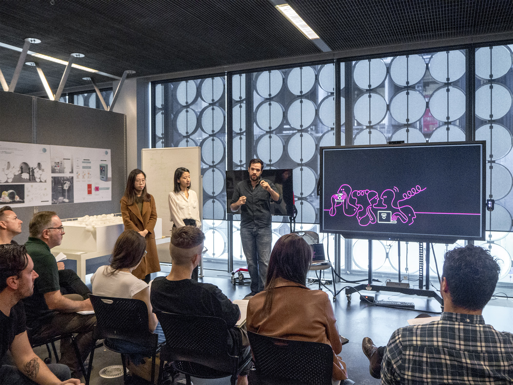 Final pitch, 2018 RACV + RMIT | what we made | future ensemble